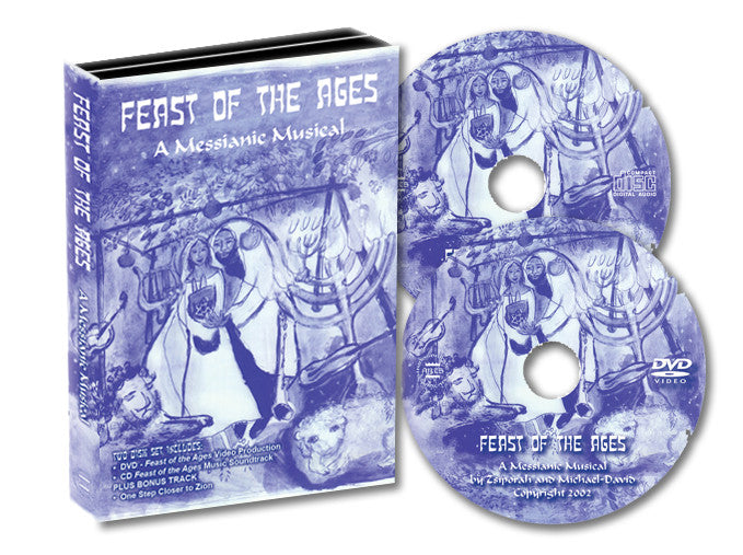 Feast of the Ages DVD and CD set