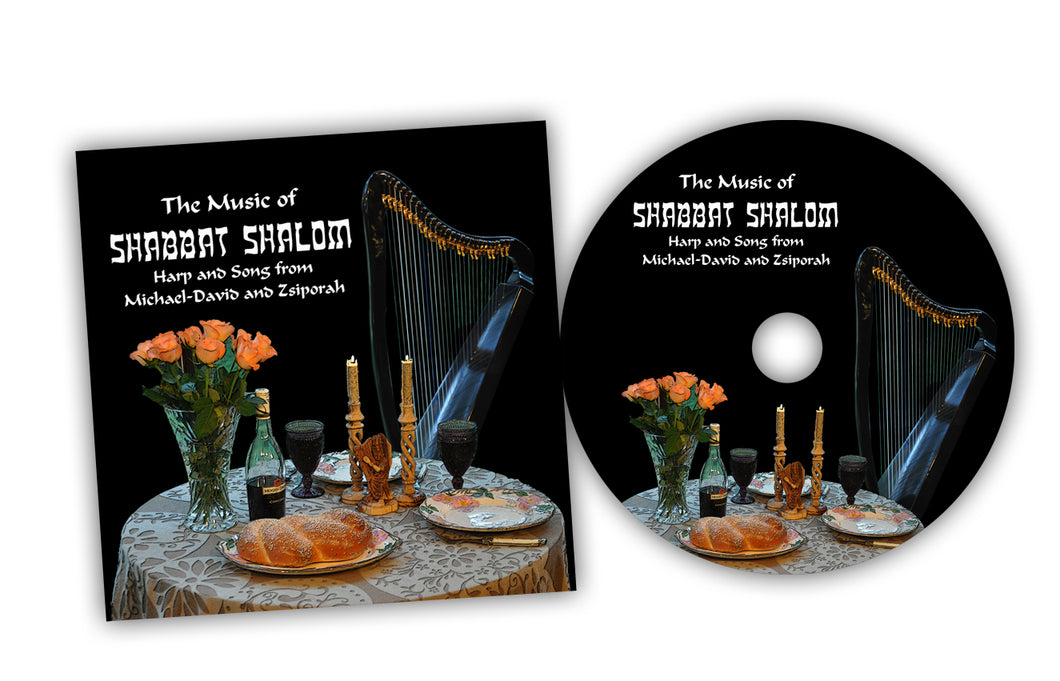 The Music of Shabbat Shalom