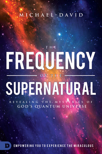 Book - The Frequency of the Supernatural