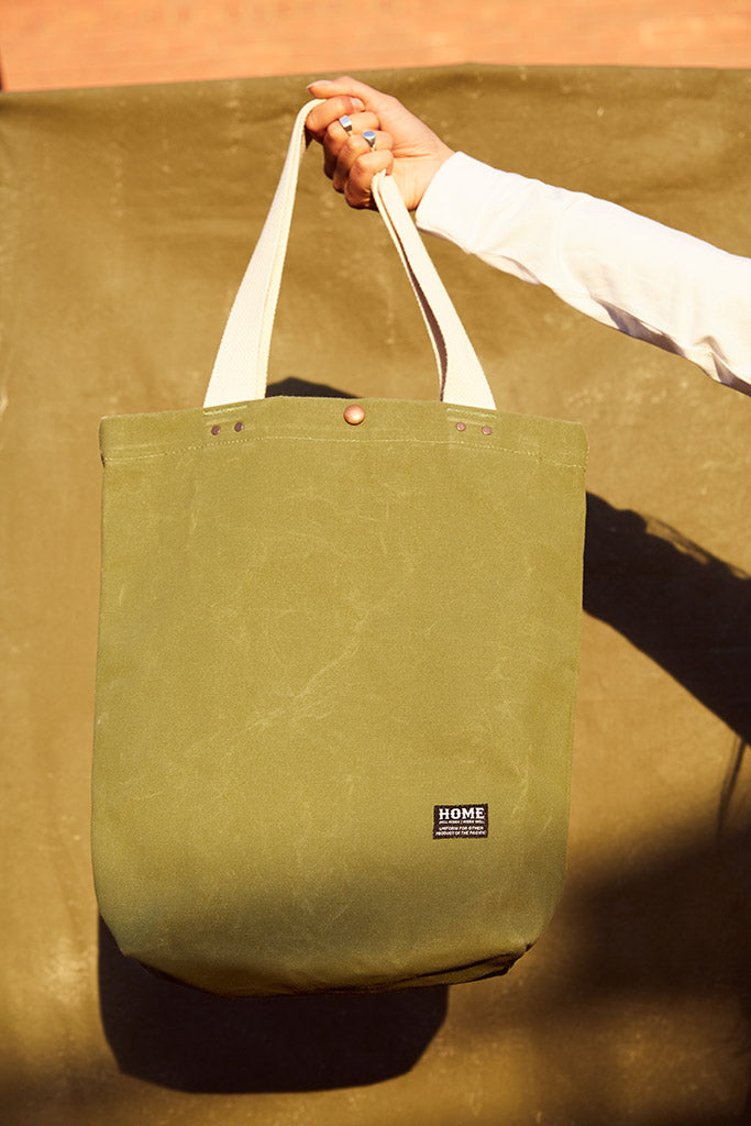 Base Tote Green