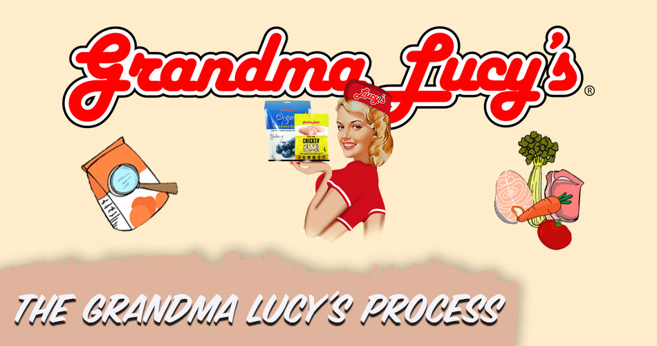 Behind The Grandma Lucy's Process