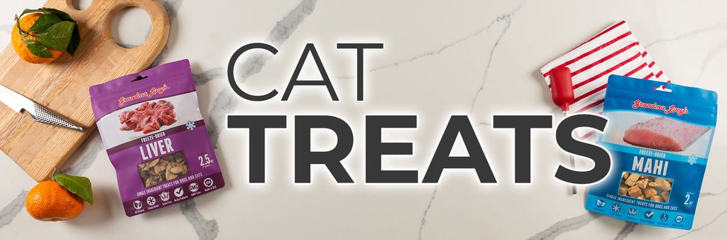 Singles Cat Treats