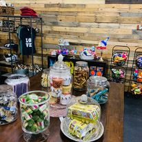 inside the rescued pup boutique