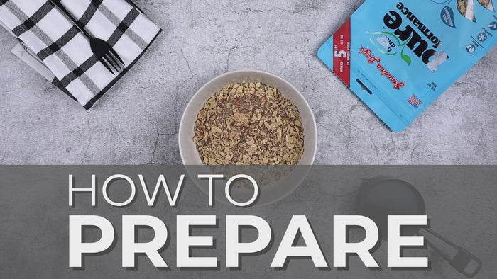 How to prepare Pureformance video