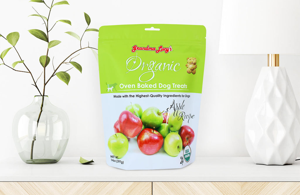 Organic Apple 14oz size