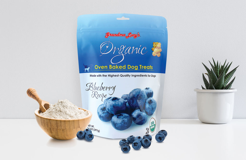 Organic Blueberry 14oz size