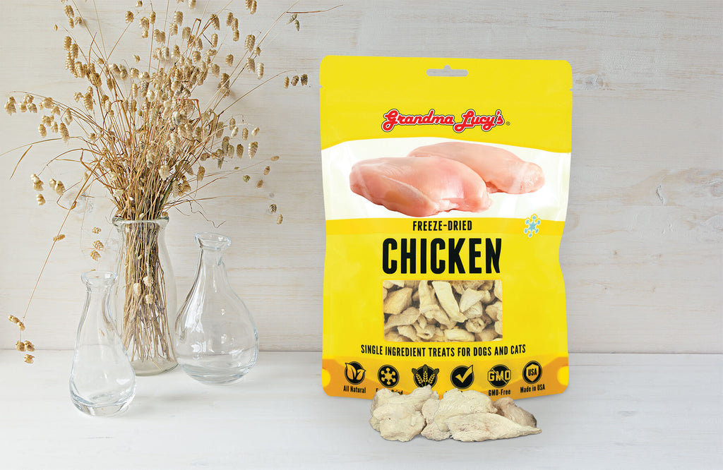 Singles - Freeze-Dried Chicken