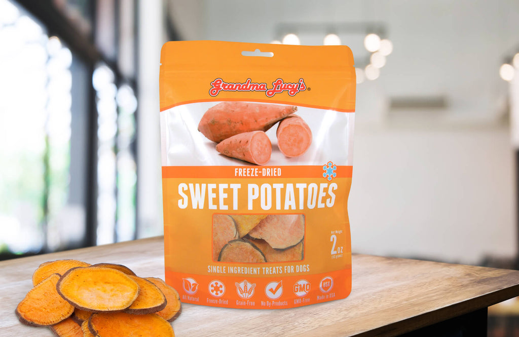Singles - Freeze-Dried Sweet Potatoes