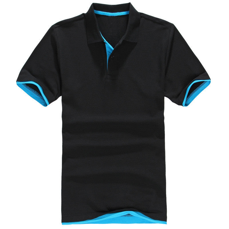 Men's Brand polo shirt classical style