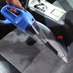 Portable plug-in 120 w 12 v Car Vacuum Cleaner Handheld Wet Dry Dual - use Dust Cleaner with 5 m wire