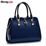 Europe women leather handbags