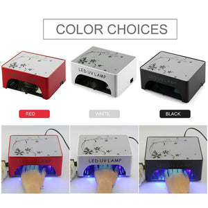 High Quality LED 35W UV Lamp Nail Dryers 100-240V For Art Manicure Gel Polish Nail Art Tools Curing