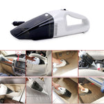 Car vacuum Cleaner of Portable Handheld Wet & Dry Dual-use Super Suction 2meters 12V, 60W CV
