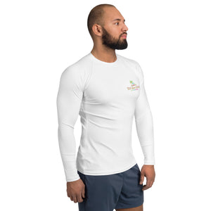 Men's UPF 40 Rash Guard