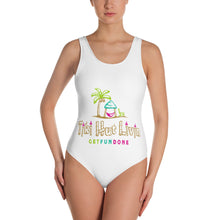 Ladie's one-piece swimsuit