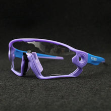 Trendy photochromic sunglasses