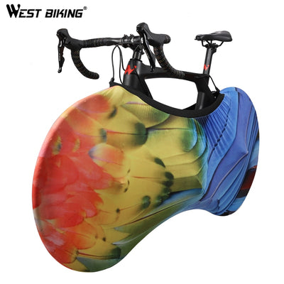 Stretchable bike cover