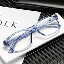 Blue light block prescription reading glasses