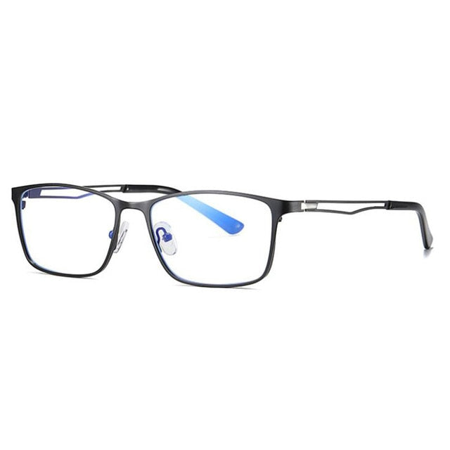 Unisex prescription UV block reading glasses