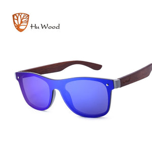 Bamboo Frameless Sunglasses with Photochromic UV400 Lenses