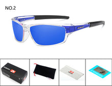 Sport wrap around sunglass