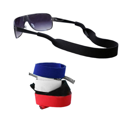 Neoprene sunglasses strap