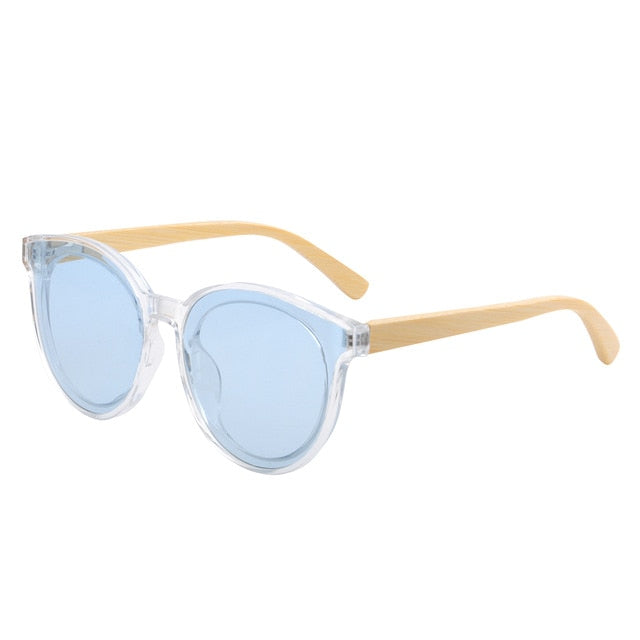 Bamboo Acrylic fashion sunglasses