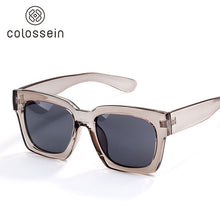 Women's chunky fashion sunglass