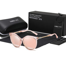 Luxury polarized ladies sunglasses