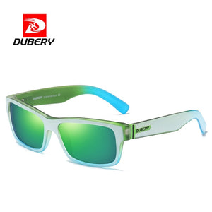 DUBERY mirrored polarized sunglasses
