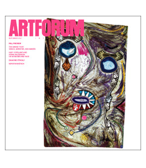 ArtForum September 2017