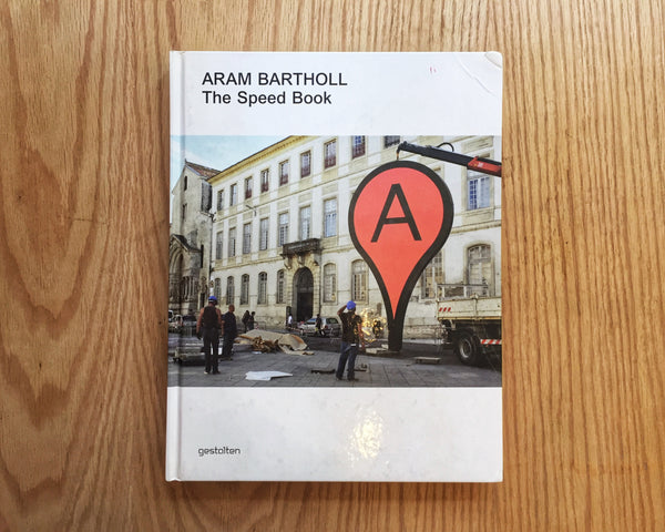 Aram Bartholl: The Speed Book