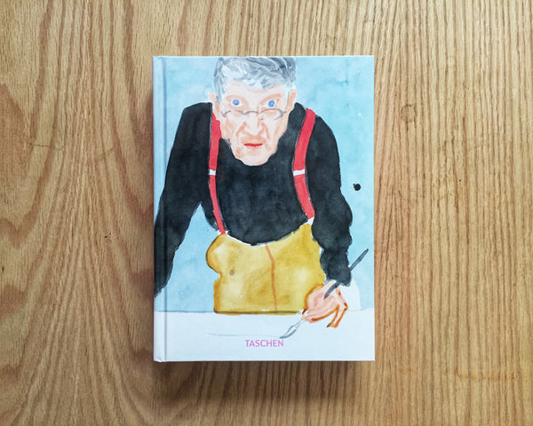 David Hockney. A Chronology. 40th Anniversary Edition