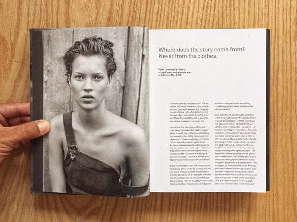 On fashion photography, Peter Lindbergh