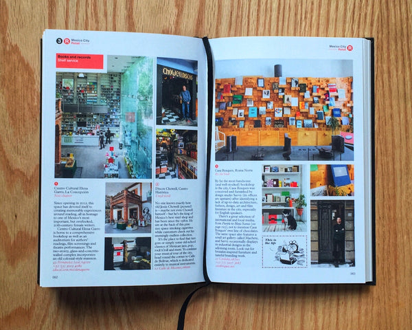 Monocle Travel Guide, Mexico City