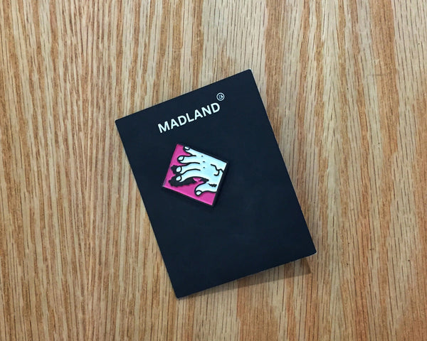 "Pin ""Love Yourself"", Madland"