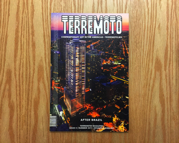 Terremoto: After Brazil, Issue 9