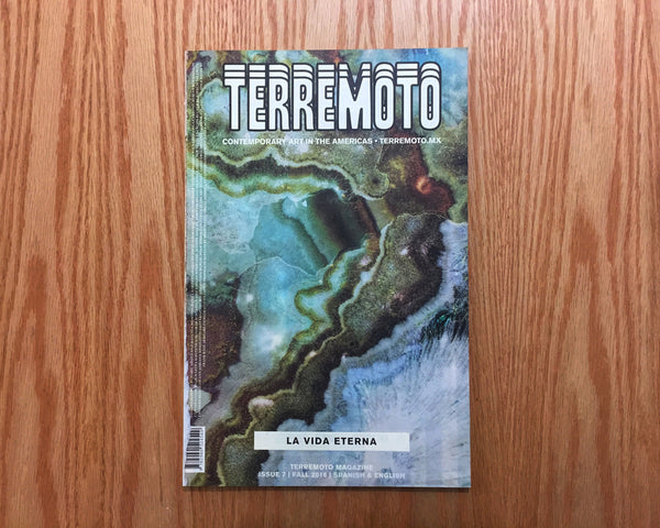Terremoto: La vida eterna, Issue 7