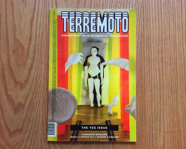 Terremoto: The yes issue, No. 8