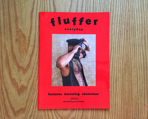 Fluffer, Issue no. 3