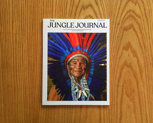 The Jungle Journal, Volume one