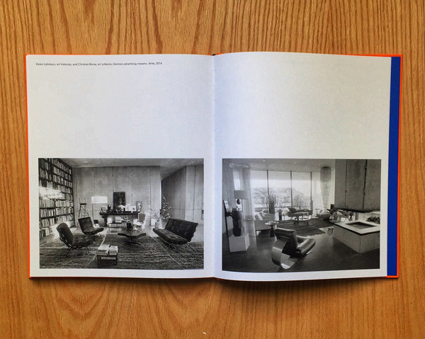 BERLIN LIVING ROOMS, DOMINIQUE NABOKOV