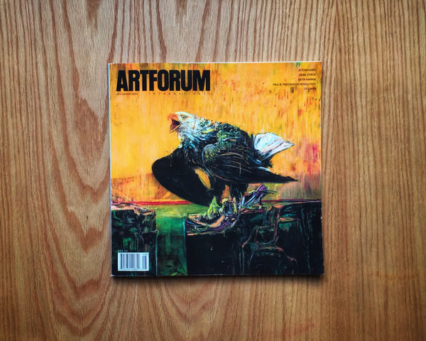 Artforum July / Aug 2020
