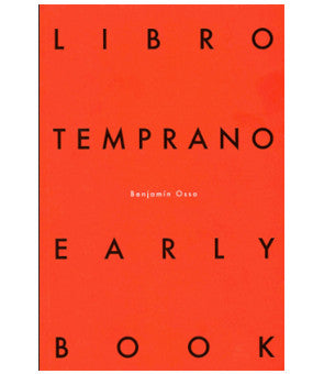 Libro temprano / Early Book