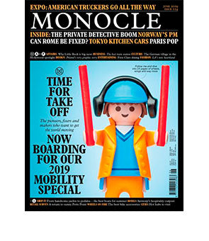 Monocle, Issue 124