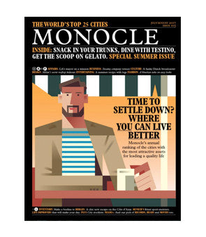 Monocle July-August 2017
