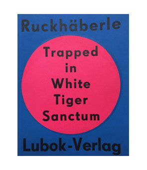 Trapped in White Tiger Sanctum
