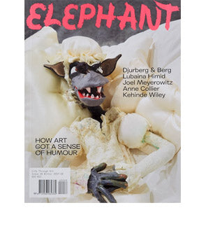 "Elephant Issue 33 ""How Art Got a Sense of Humour"""