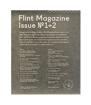 Flint Magazine Issue 1+2