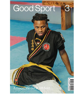 Good Sport Magazine Issue 3